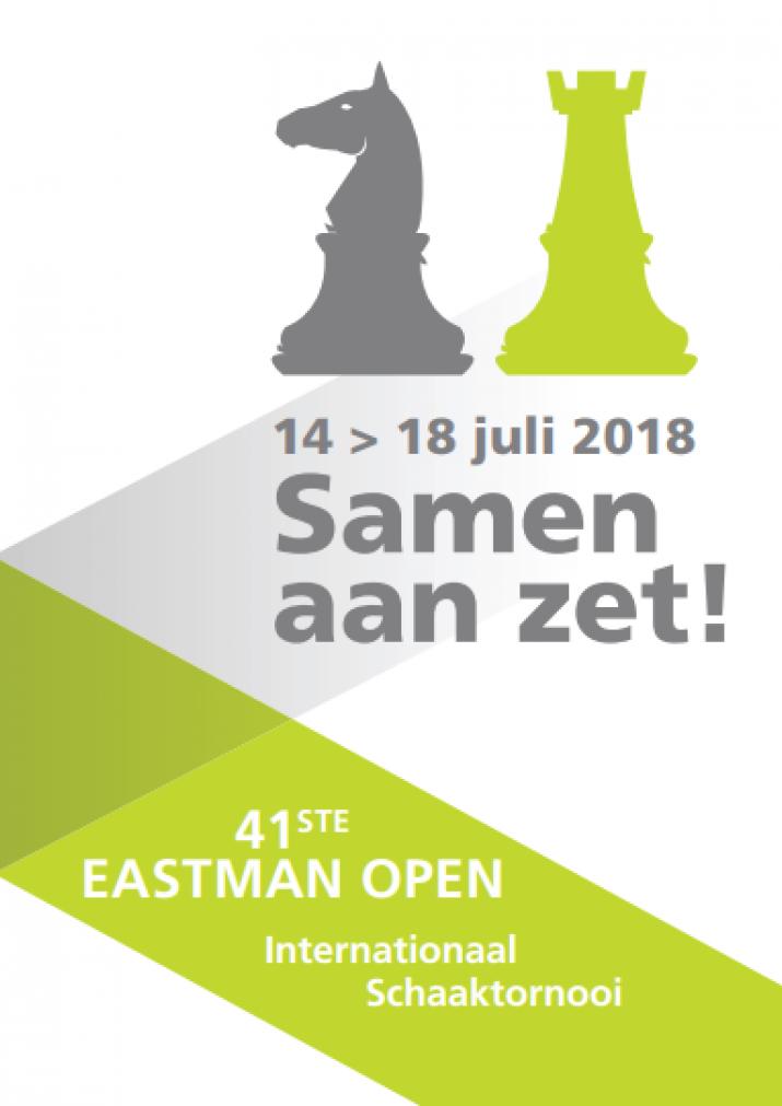 41ste Eastman Open van Gent tijdens Gentse Feesten