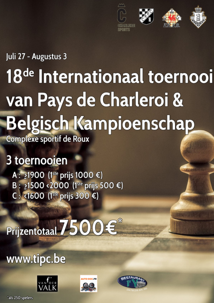 18de Internationaal Toernooi van Pays de Charleroi
