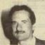 Roger Leysen, voorzitter Molse schaakclub in 1988
